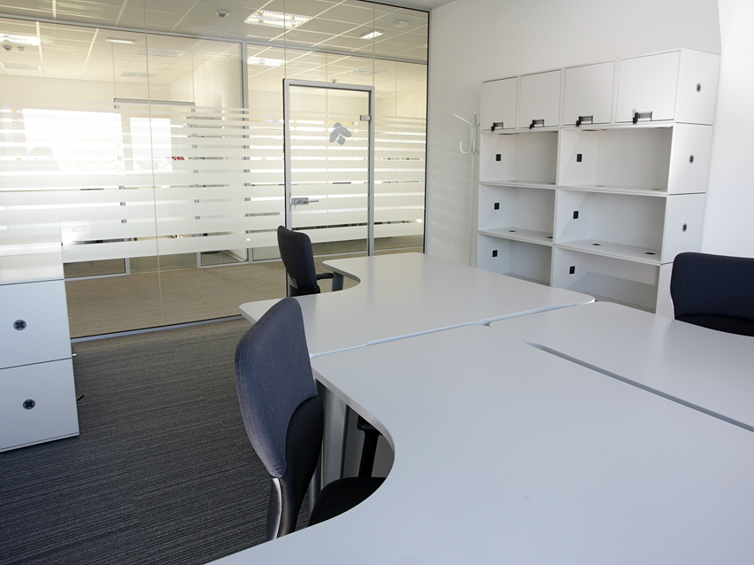 Office for 3 people