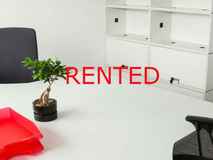 Office for 2 people – city center
